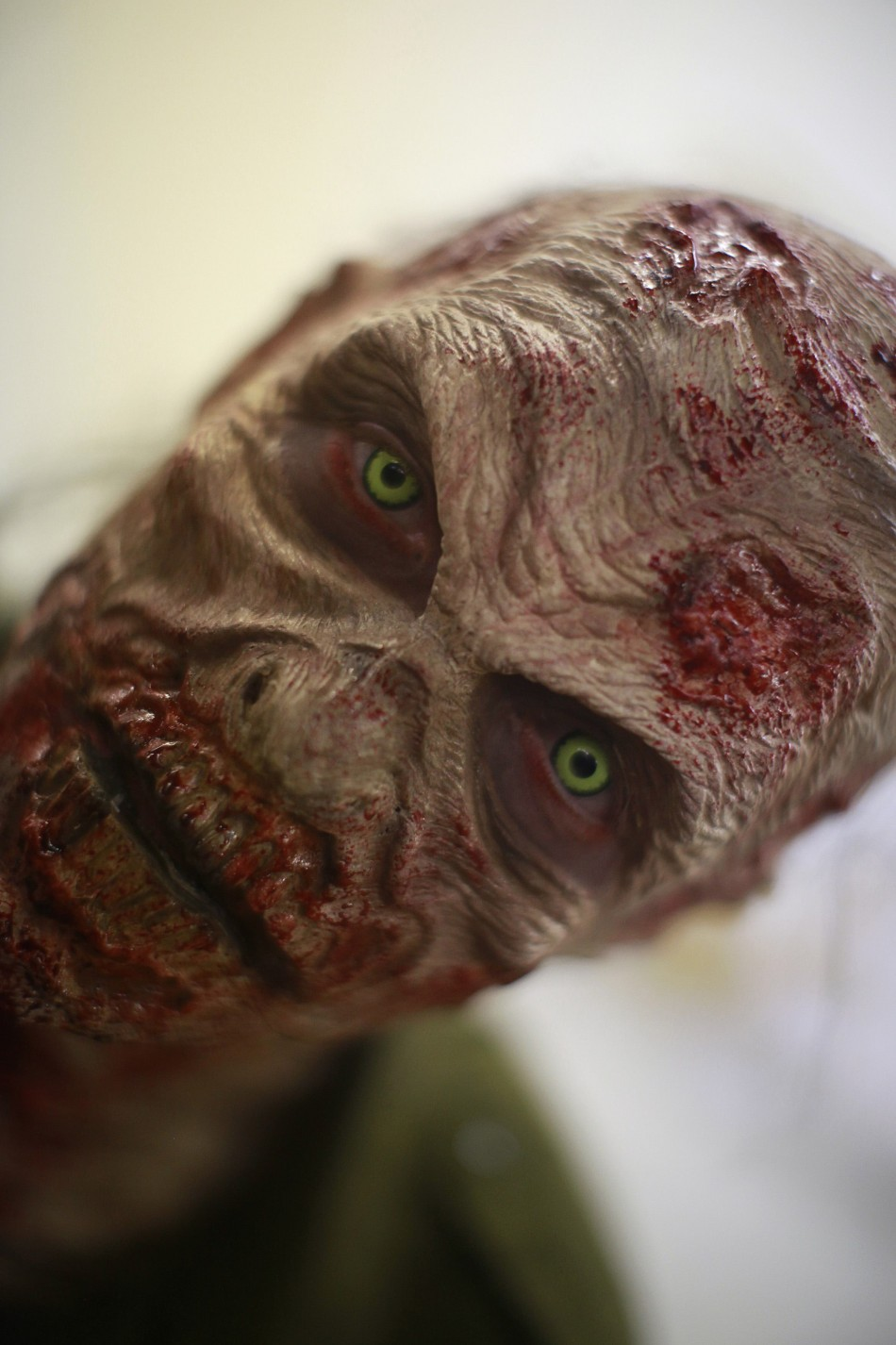 A zombie character at the