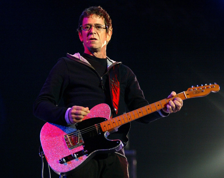 Fellow Musicians Morrissey and The Strokes Pay Tribute to the Late Lou Reed of The Velvet Underground