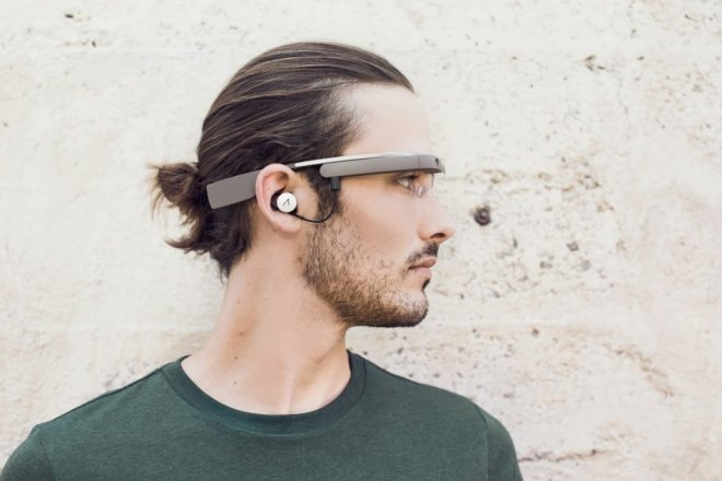 Google Glass Enhanced Version Revealed with New Features [PHOTOS]