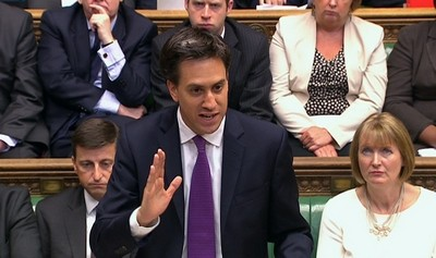 Ed Miliband worked as special adviser