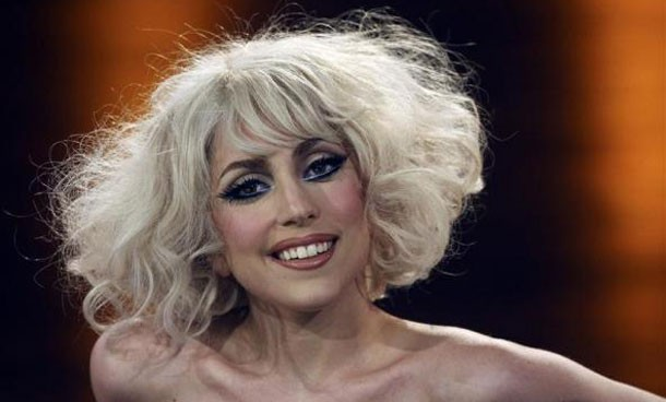 Nude Lady Gaga Performs At Londons G-A-Y Club-1395