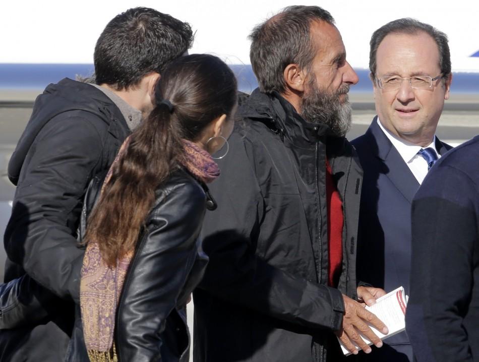 France Hostages Niger