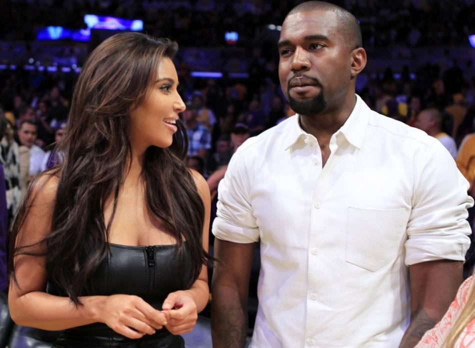 Kim Kardashian Well on Her Way to Become Kim Kardashian West/Reuters
