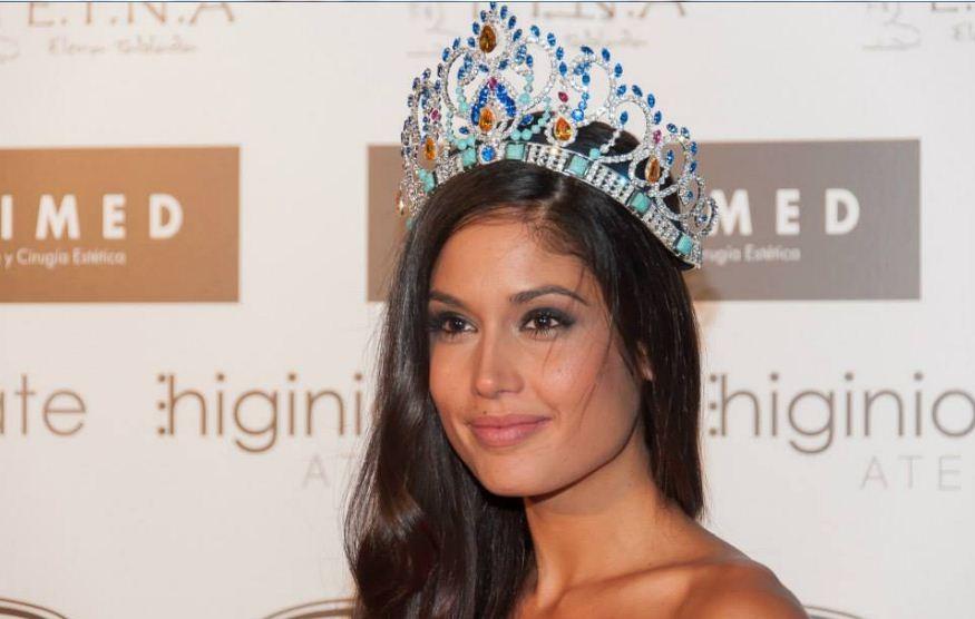Miss Spain 2013 Patricia Rodriguez[Facebook/PatriciaRodriguez]