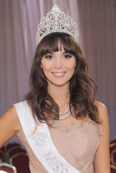 Miss Poland 2013 Paulina Krupinska[Facebook/Paulina Krupinska]