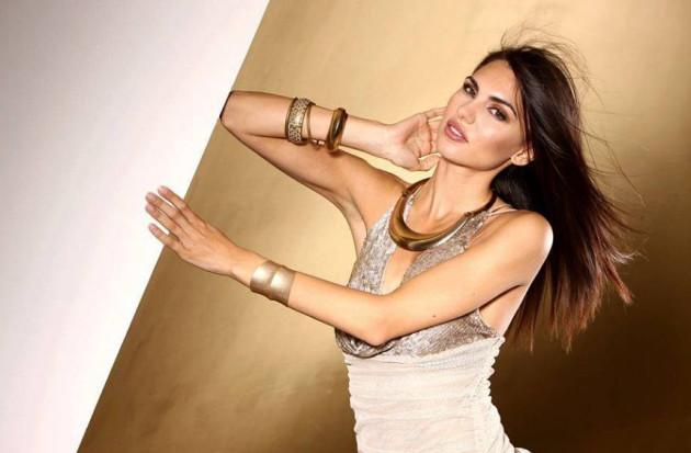 Miss Italy 2013 Luna Voce[Facebook/LunaVoce]
