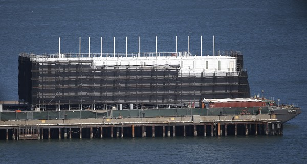 Google's Mysterious Barge Project
