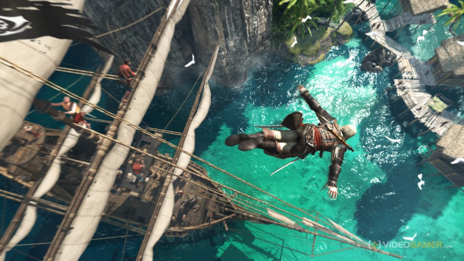 Assassin's Creed 4: Black Flag Review