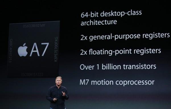 iPad Air benchmarks