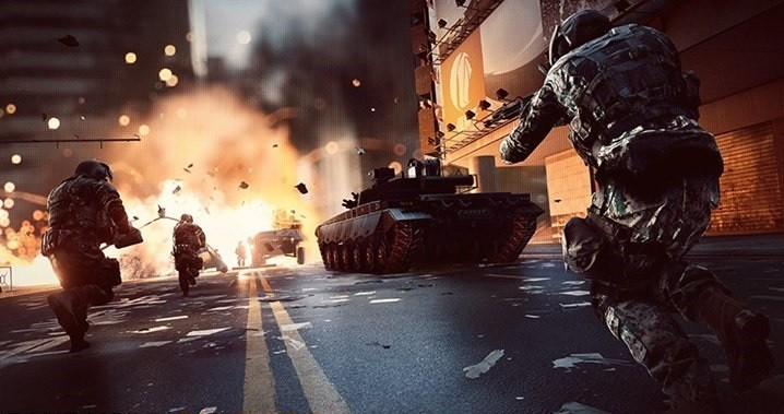 Battlefield 4: many bugs and issues have been reported