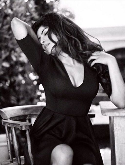 Priyanka is the first brown face of the line's ad campaign. (Photo: priyankachopra/Instagram)