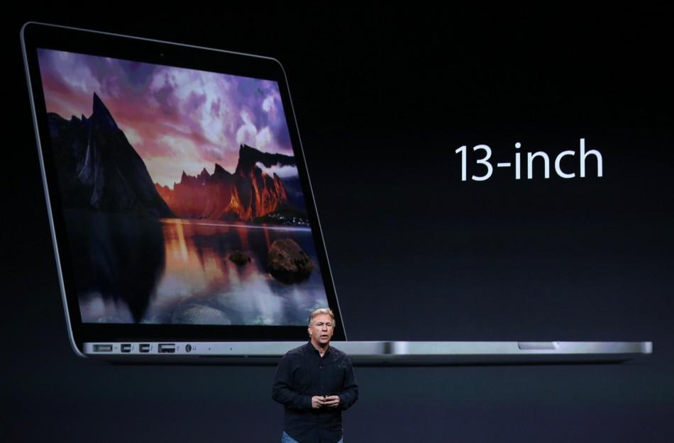 Apple MacBook Pro 13in retina
