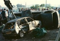 South Africa road accident