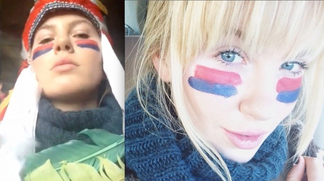 Ireland Baldwin was planning to dress up as a Native American Disney character.(Instagram)