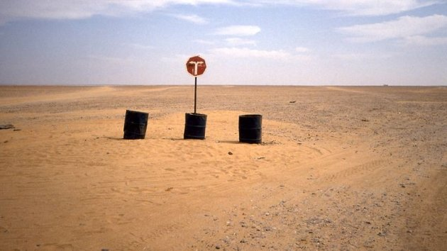 Sahara desert Niger migrants