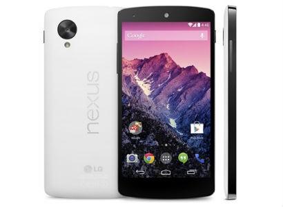 Google Nexus 5 Released for £299