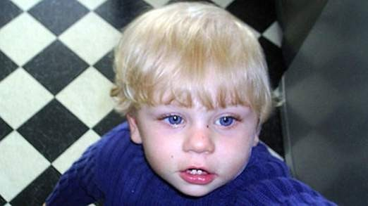 Baby P was found dead at his mother's north London flat in a blood-covered cot (Met Police)