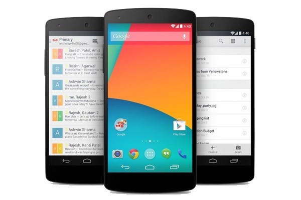 Google Nexus 5 Benchmarks