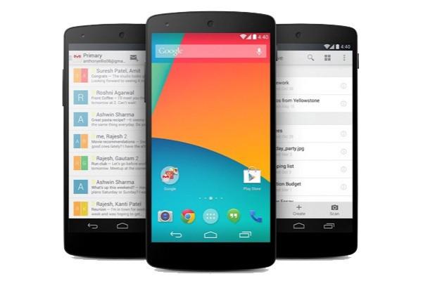 Google Nexus 5 Benchmarks