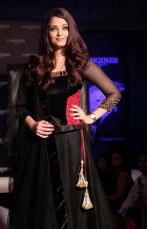 Aishwarya Rai at Longines India event in October (Photo: AshOfficial/Facebook)