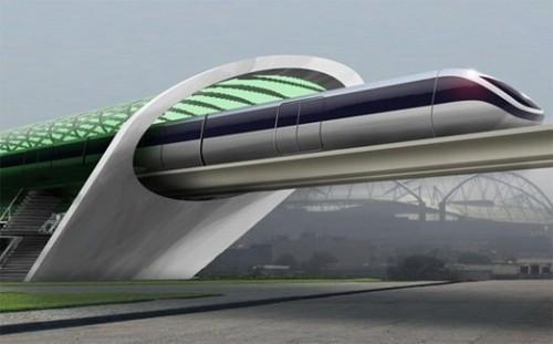 Hyperloop Prototype Expected in 2015
