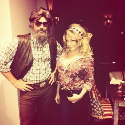 LeAnn Rimes and Eddie Cibrian