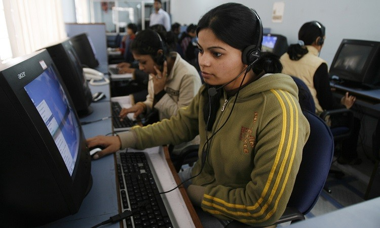 call centres in india