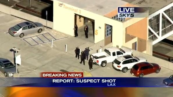 LAX shooting