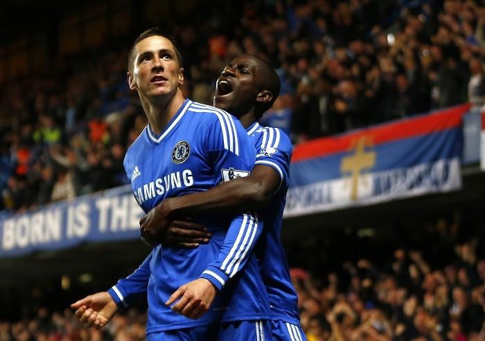 Fernando Torres Ramires Chelsea