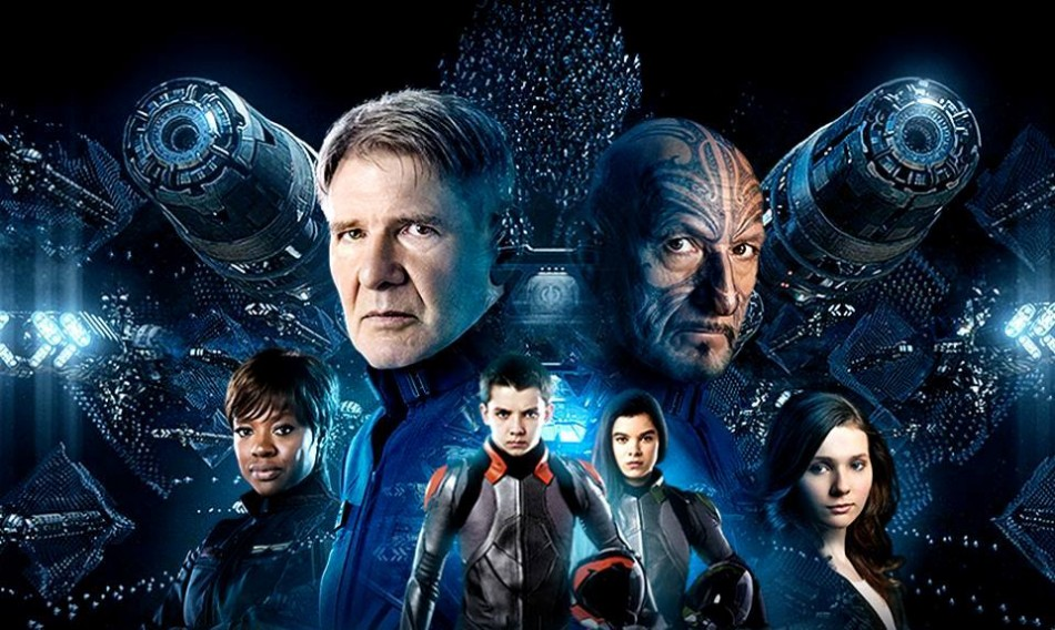 Ender's Game, a sci-fi action adventure is based on the 1985 novel of the same name
