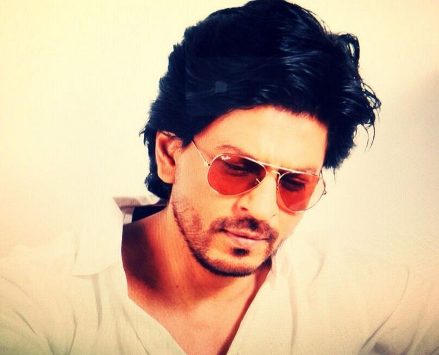 Bollywood's lover boy, Shah Rukh Khan, has turned 48. (Photo: @iamsrk/Twitter)