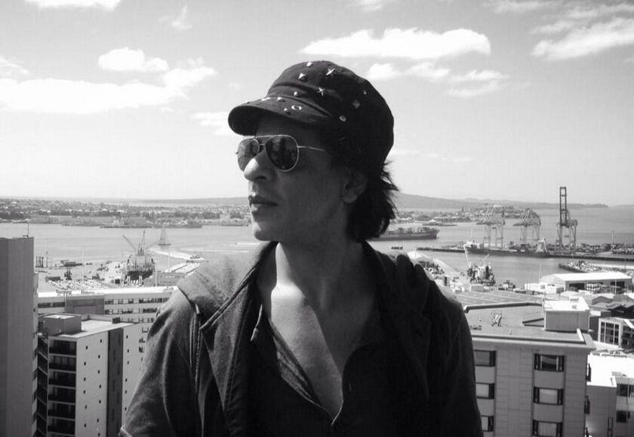 Shah Rukh Khan (Photo: @iamsrk/Twitter)