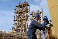 Oil futures drop