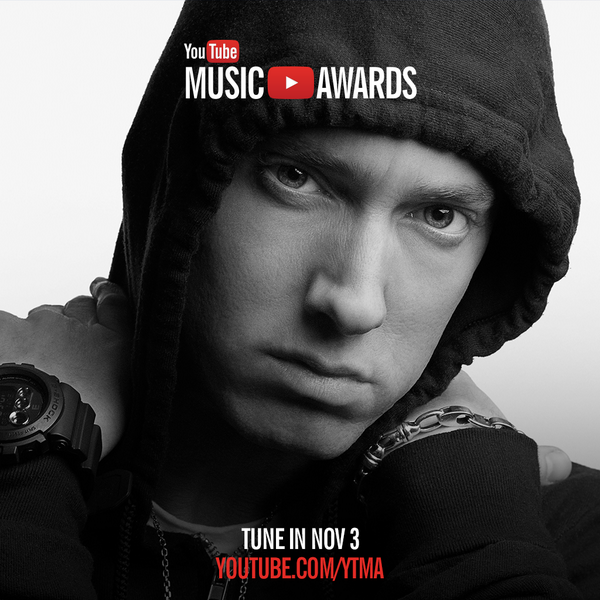 The award show will feature performances by Lady Gaga, Arcade Fire and Eminem among others