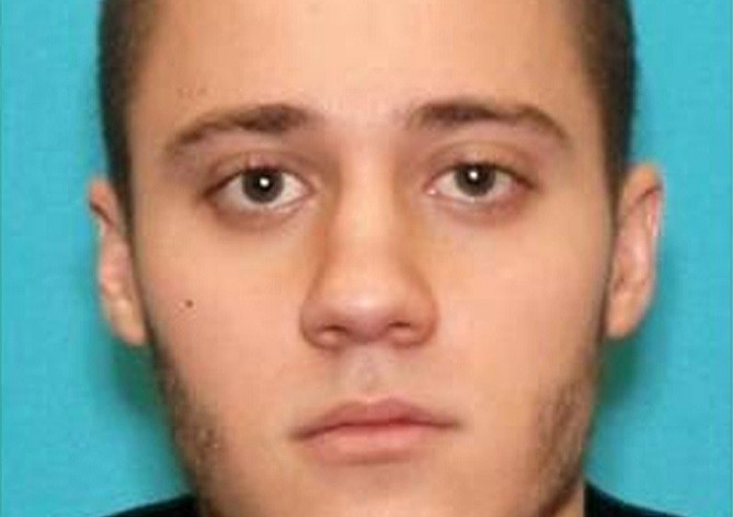 Paul Anthony Ciancia, 23, is pictured in this undated handout photo courtesy of the FBI. (Picture: Reuters)