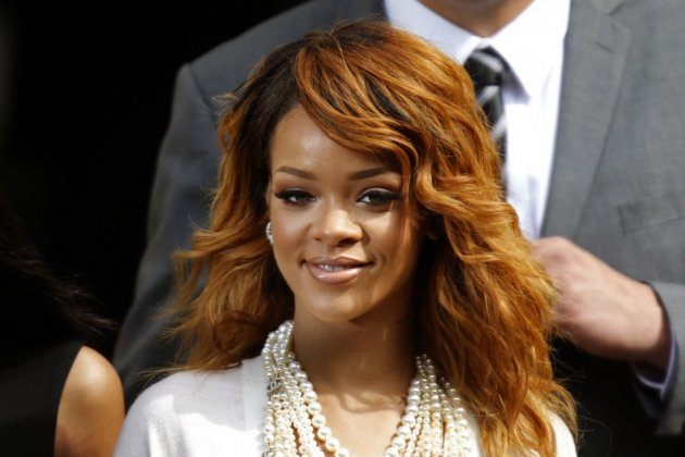Rihanna is the latest celebrity spokesperson for the MAC Cosmetics HIV/AIDS Campaign.
