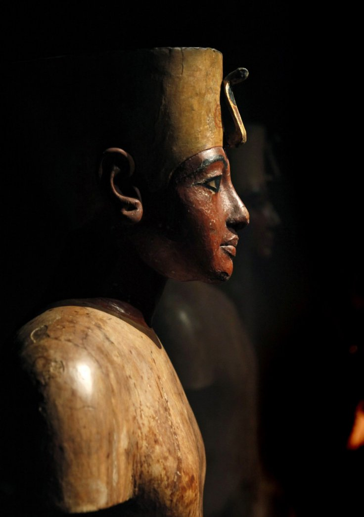Tutankhamun died at the age of 17, with his cause of death unknown.