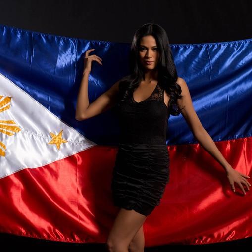 Miss Universe 2013: Miss Philippines wins Ice Princesses Glam Shoot [MissUniverse.com]