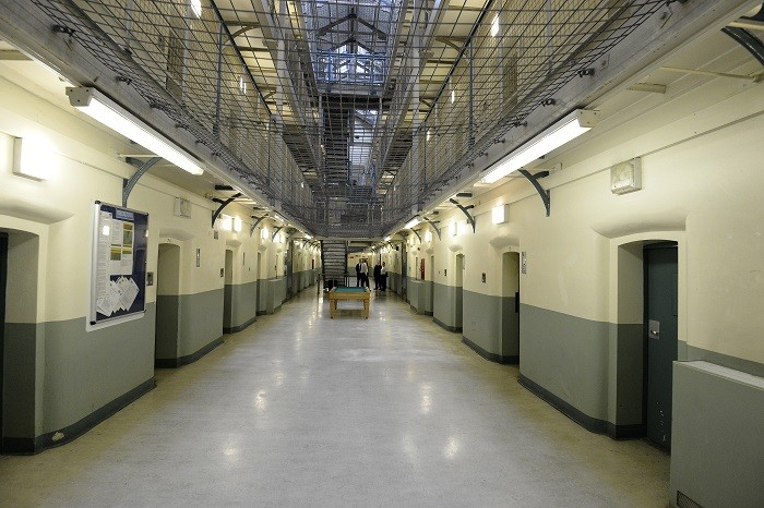 Inmates at Maidstone Prison rioted for over three hours in a reported premeditated attack.