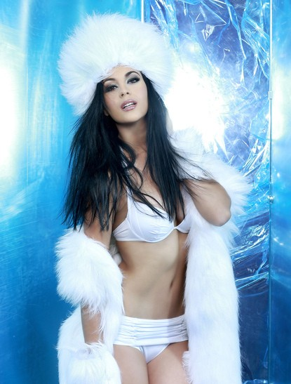 In the fourth place is Miss South Africa [MissUniverse.com]