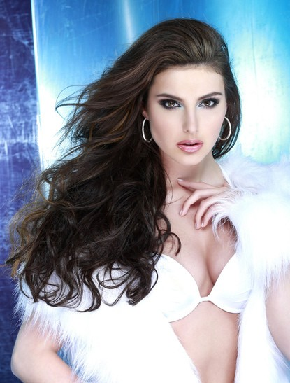 Miss Australia takes the fifth place [MissUniverse.com]