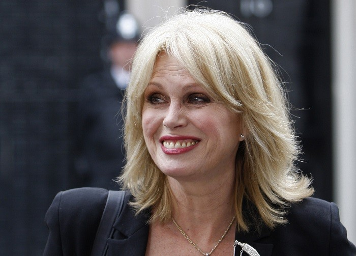 Actress Joanna Lumley first had the idea for a garden bridge across the Thames: Picture: Reuters