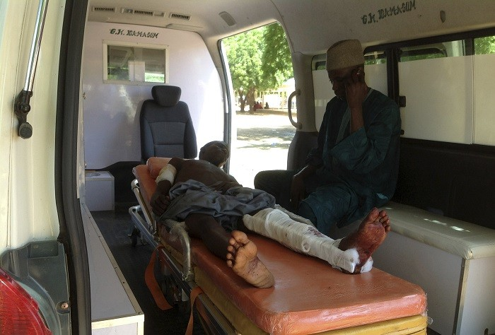 At least 30 people have been killed by gunmen in an ambush in Nigeria's northeastern state of Borno.