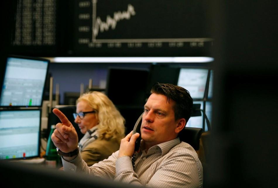 European markets trade higher on 4 November