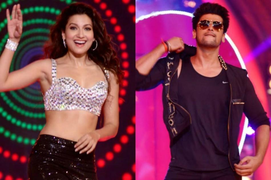 Bigg Boss Season 7 contestants Gauhar Khan and Kushal Tandon