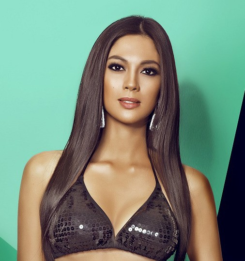 Arida graduated with honors from the University of the Philippines with a degree in Chemistry [MissUniverse.com]