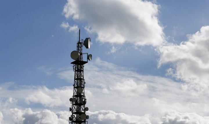 Mobile network antenna
