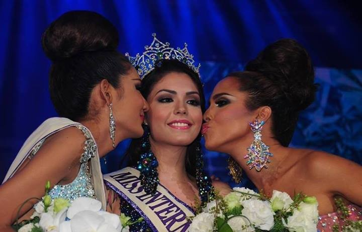 Miss Brazil Marcelo Ohio has been crowned Miss International Queen 2013 in Pattaya, Thailand.(Facebook)