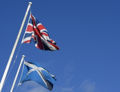 Some Tories secretly hope for split with Scotland
