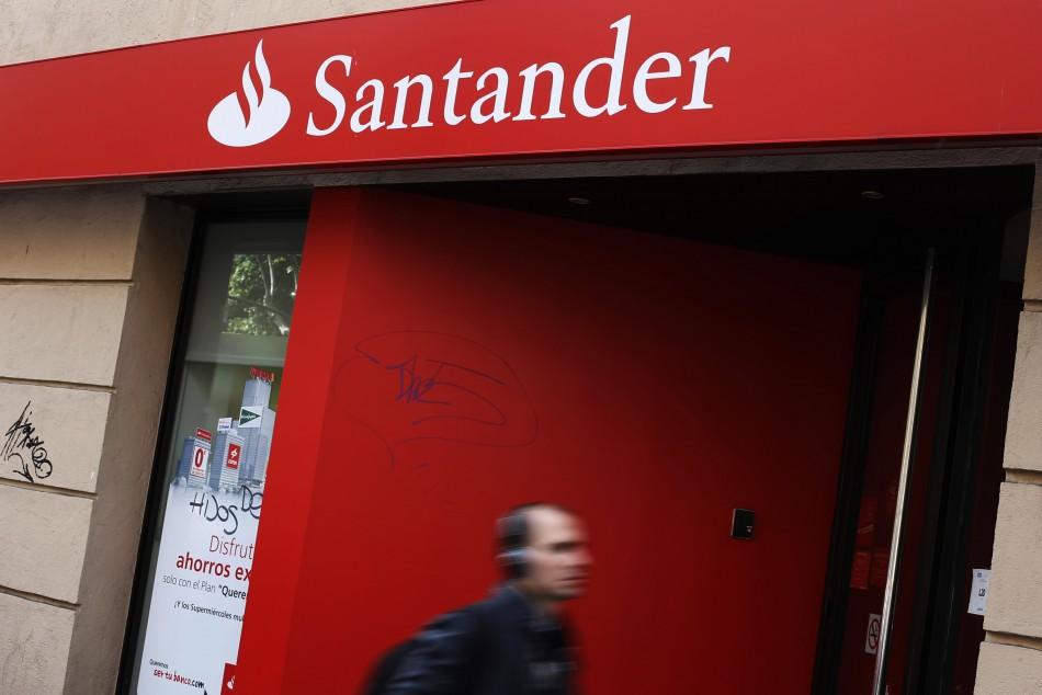 Stephen Brooks enjoyed a successful career at Santander PIC: Reuters